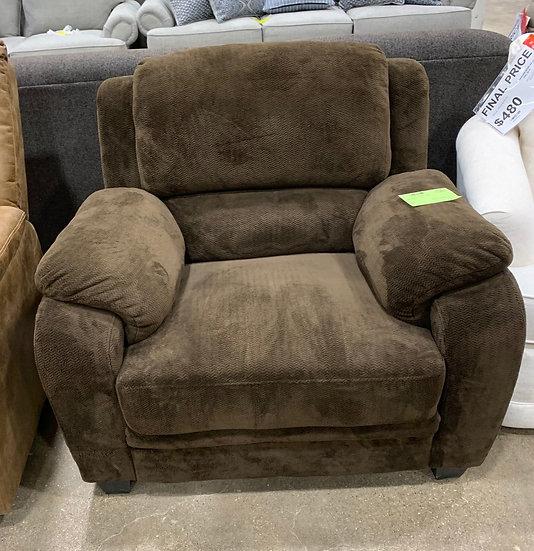 Cityscape Atlanta Chocolate Chair- 37153