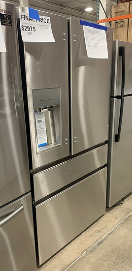 Electrolux 21.8 CF French Door Refrigerator SS- 96798
