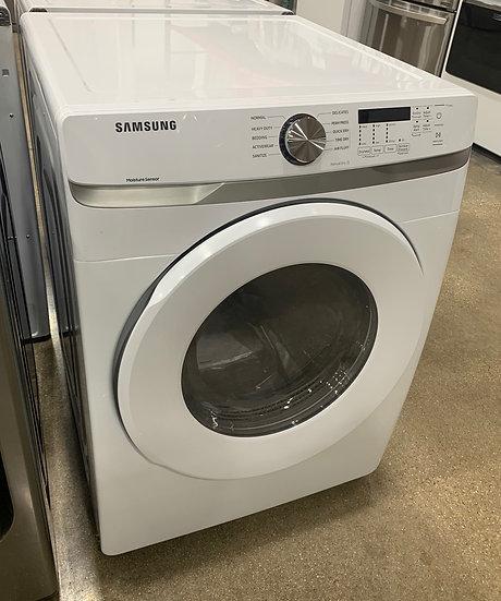 Samsung-D 7.4 CF Gas Dryer White- 94279