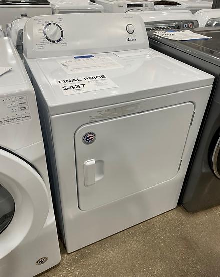 Amana 6.5 CF Electric Dryer White- 29217
