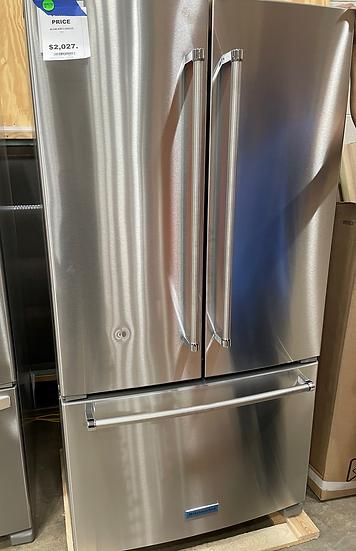 Kitchenaid 20 CF Counter Depth French Door Refrigerator SS- KA2914300