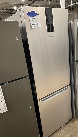Whirlpool 13 CF Bottom Freezer SS- 00002 (16947 150)