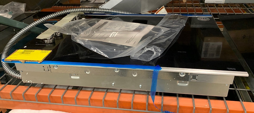 Kitchenaid Electric Downdraft Cooktop SS- 31564