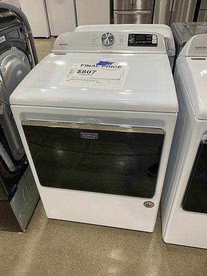 Maytag 7.4 CF Electric Dryer White- 08156