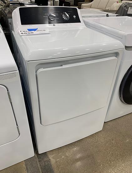 GE 6.2 CF Electric Dryer White- 00651