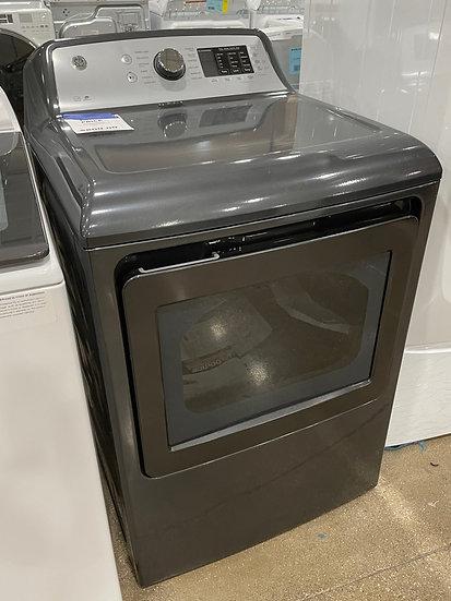 GE 7.4 CF Gas Dryer Diamond Grey- 32227