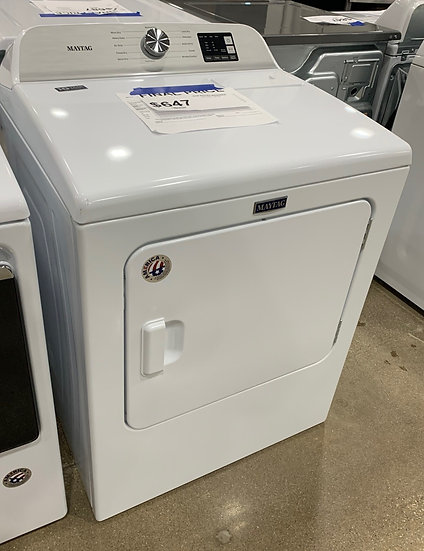Maytag 7 CF Electric Dryer White- 89732