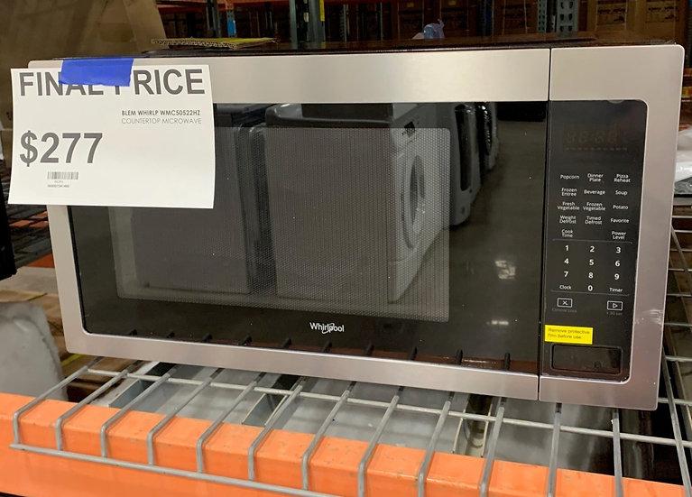 Whirlpool 2.2 CF Countertop Microwave SS- 86396