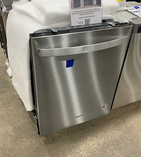 Whirlpool Built In Dishwasher SS- 82002