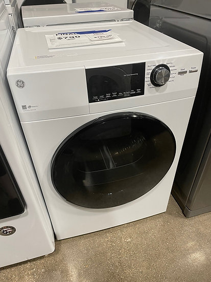 GE 4.3 CF Electric Dryer White- 32492