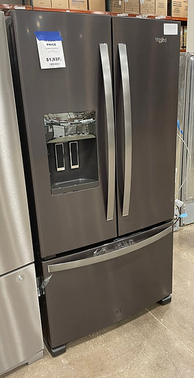 Whirlpool 25 CF French Door Refrigerator BS- KA2913962 (23138 28)