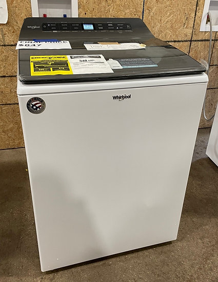 Whirlpool 4.8 CF Top Load Washer White- 24724
