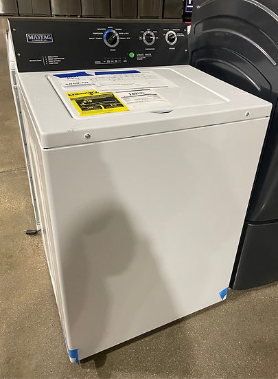 Maytag 3.5 CF Top Load Washer White- CA2400593