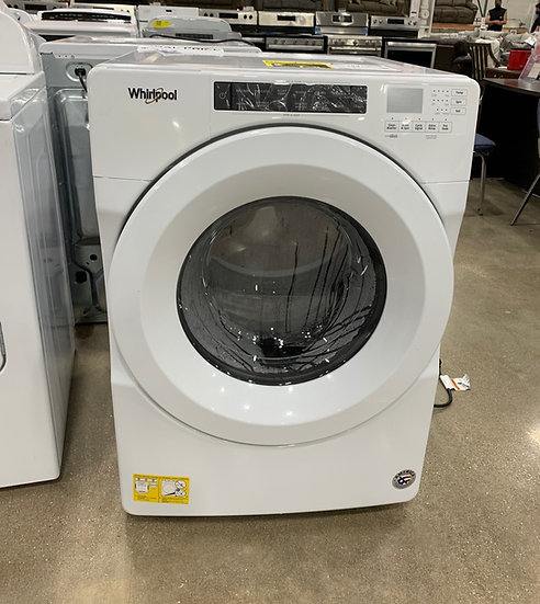 Whirlpool Front Load Washer White- 58919