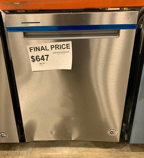 Whirlpool Large Capacity Dishwasher SS- 75984