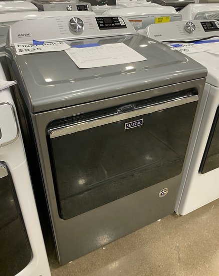 Maytag 7.4 CF Electric Dryer Metallic Slate- 89882