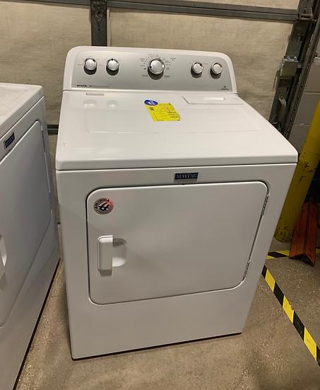Maytag 7 CF Bravos X Electric Dryer White- 75140