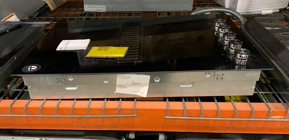 Kitchenaid Electric Downdraft Cooktop Black- 43214