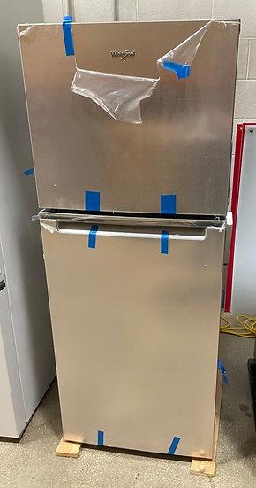 Whirlpool 11.6 CF Top Freezer Refrigerator SS- 21613
