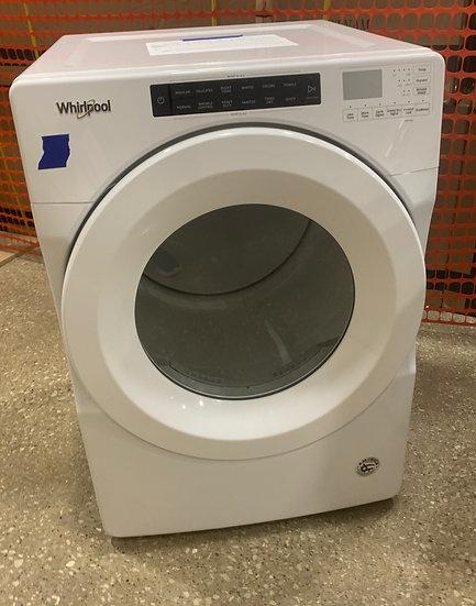Whirlpool 7.4 CF Electric Dryer White- 09821