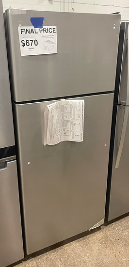 GE 17.5 CF Top Freezer Refrigerator SS- 21241