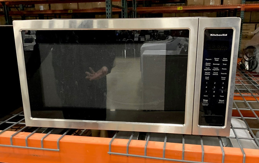 Kitchenaid 2.2 CF Countertop Microwave SS- 62698