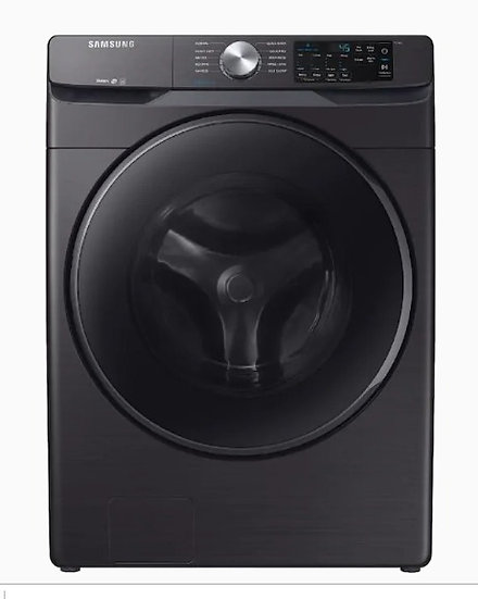 Samsung-D 4.5 CF Front Load Washer Black SS- 53057