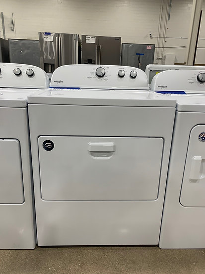 Whirlpool 7.0 Electric Dryer White- 55538