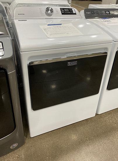 Maytag 7 CF Electric Dryer White- 08454