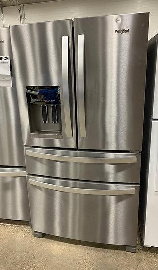 Whirlpool 25 CF French Door Refrigerator SS- 96018