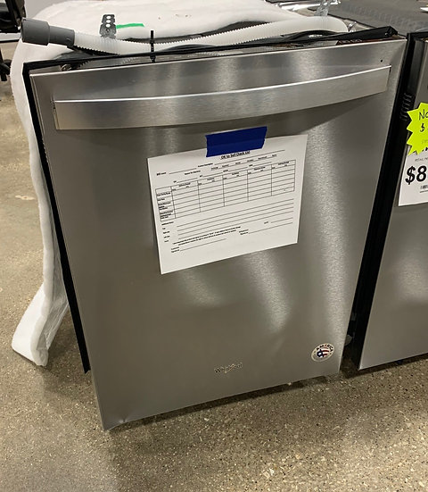 Whirlpool Built In Dishwasher SS- 3598