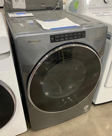 Whirlpool 7.4 CF Electric Dryer Chrome Shadow- 00622