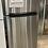 Thumbnail: Whirlpool 18 CF Top Freezer Refrigerator SS- 91542
