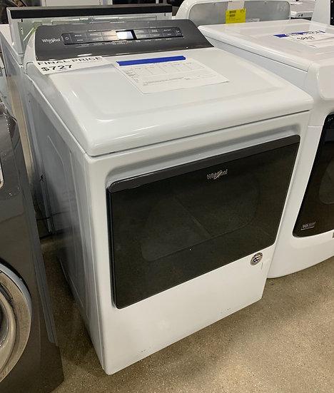 Whirlpool 7.4 CF Gas Dryer White- 88977