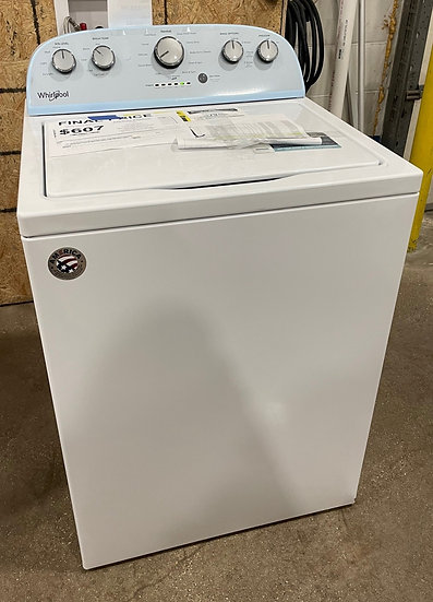 Whirlpool 4.3 CF Top Load Washer White- 21583