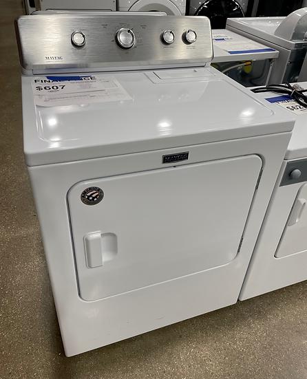 Maytag 7 CF Electric Dryer White- 29213