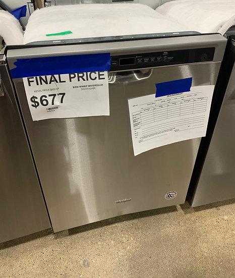 Whirlpool Dishwasher SS- 89742