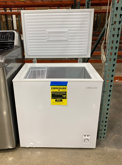 Element 5 CF Chest Freezer White- 64825