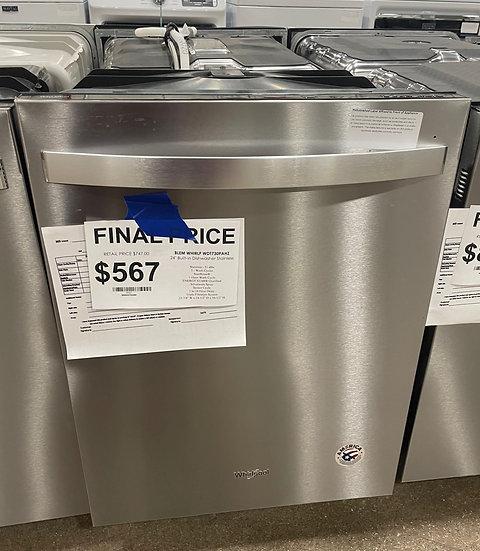 Whirlpool Fan Dry Dishwasher SS- 20327