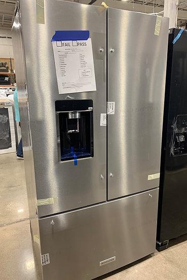 Kitchenaid 24 CF Counter Depth French Door Refrigerator SS- 70424