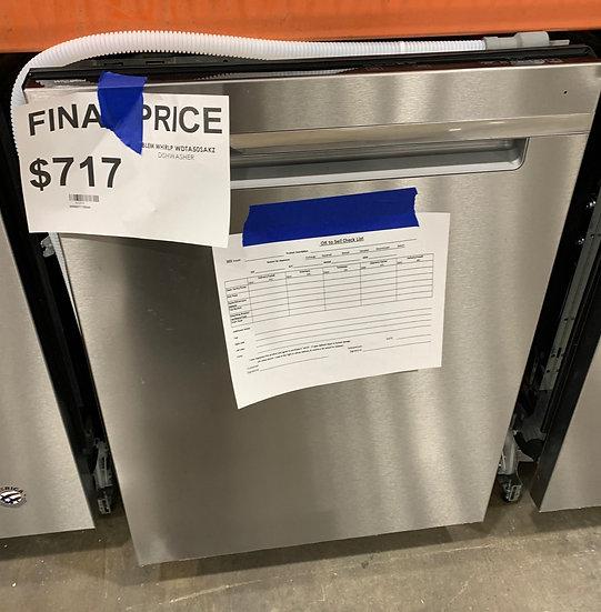 Whirlpool Large Capacity Third Rack Dishwasher SS- 86374