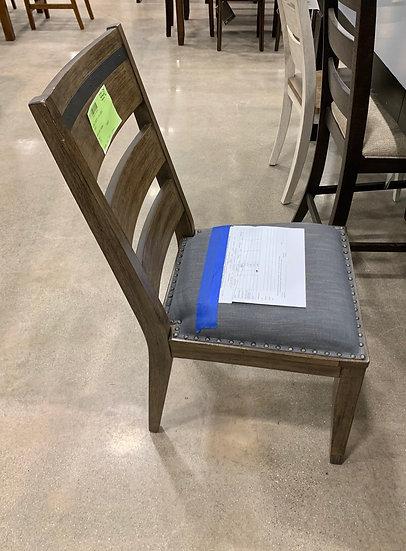 Sonoma Road Bark Ladder Back Side Chair- 82640