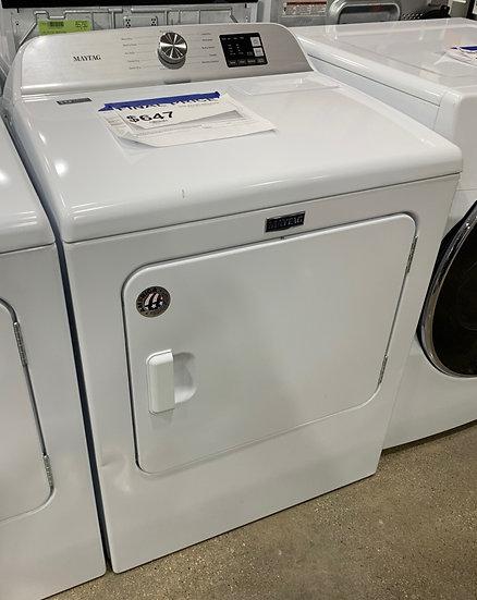 Maytag 7 CF Electric Dryer White- 89699