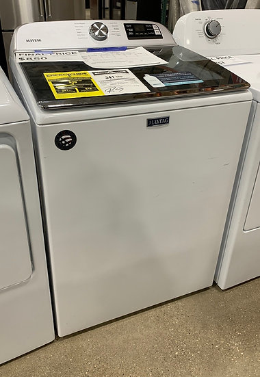 Maytag 4.7 CF Top Load Washer White- 2793
