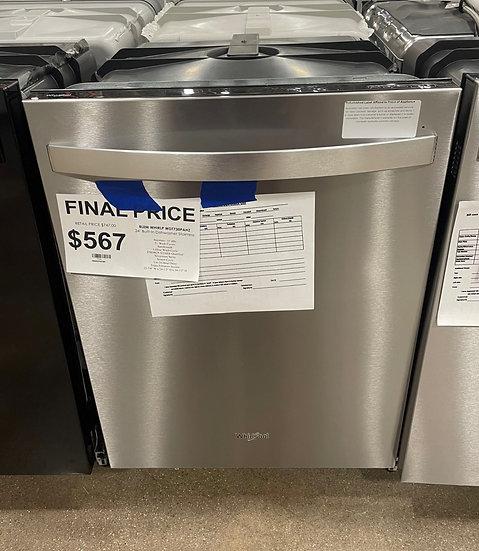 Whirlpool Fan Dry Dishwasher SS- 17024
