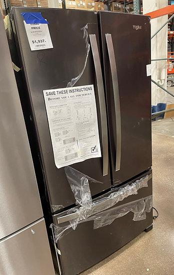 Whirlpool 25 CF French Door Refrigerator BS- KA2707590 (23138 11)