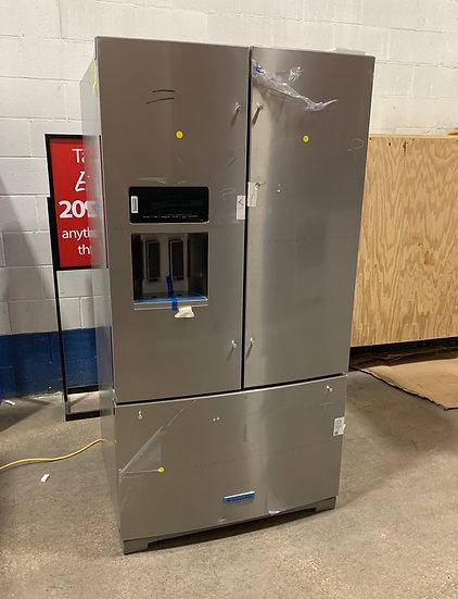 Kitchenaid 26.8 CF French Door Refrigerator SS- 65715