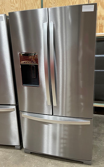 Whirlpool 27 CF French Door Refrigerator SS- 20350