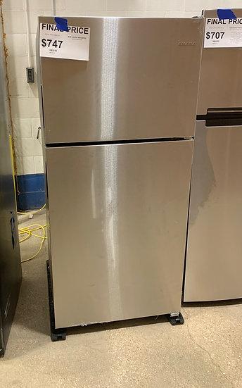 Amana 18 CF Top Freezer Refrigerator SS- 67198