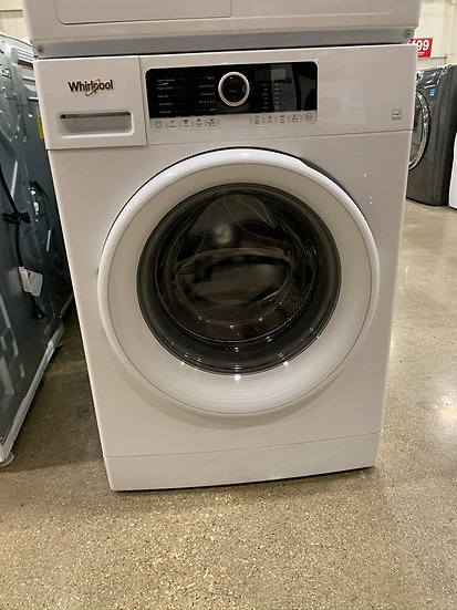 Whirlpool 1.9 CF Front Load Washer White- 55546